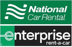 National Enterprise Car Rental Canada